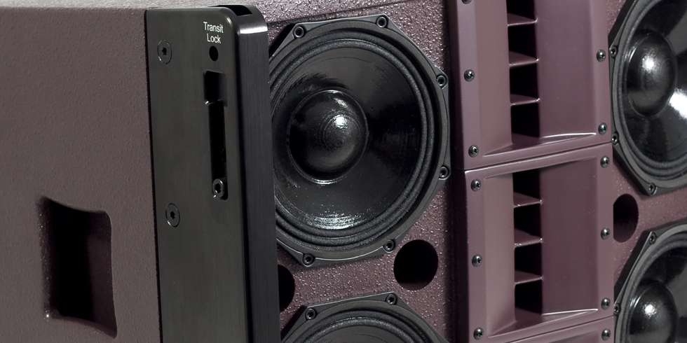 Arcline 6 - these 800W RMS mid/tops cabs provide a huge 120� wide throw